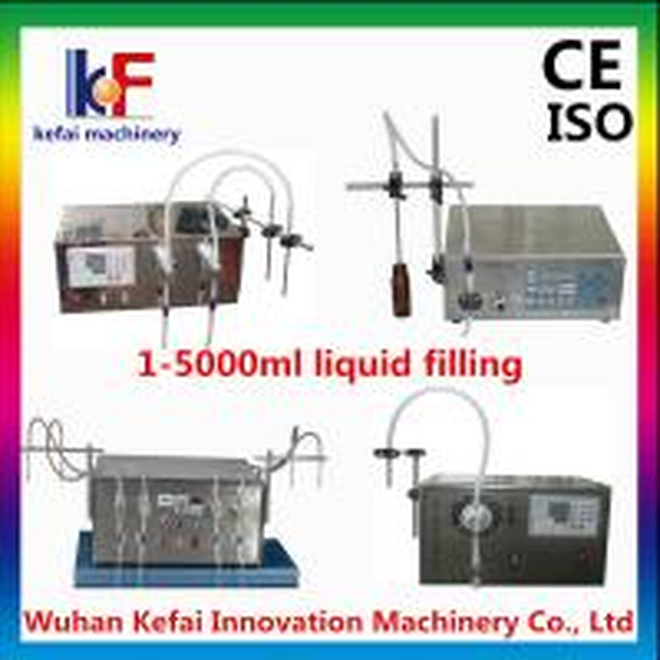 Quality liquid soap bottle filling machine for sale