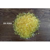China Yellowish Alcohol Soluble Polyamide Resin HS Code 39089000 Used In Overprinting Varnishes wholesale