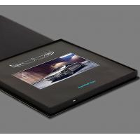 China New LCD Video Brochure Cards for Presentations Digital Advertising Player with Sensor wholesale