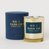 China Different Color Natural Soy Wax Candles With Colorful Folding Box Or Gift Box Packing wholesale