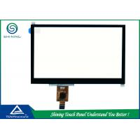 China 5 Inch Capacitive LCD Touch Panel Window ITO Glass For Industrial Equipment wholesale