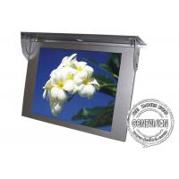 Buy cheap Wall Mount Bus Digital Signage 21.5 Inch GPS Tracker Bus Media Player 3g / 4g from wholesalers