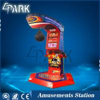 Buy cheap Ultimate Big Punch Strength Test Amusement Arcade Boxing Machine coin pusher from wholesalers