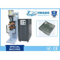 China Computer Case Sheet Metal Spot Welder , Capacitor Welding Machine Long Service Life wholesale