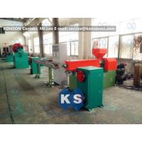 Buy cheap High Speed Automatic PVC Coating Machine For PVC Galfan Wire Coating from wholesalers