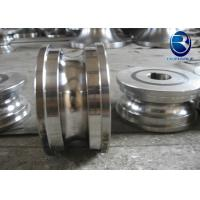 China Steel Pipe Manufacturing Machine Tube mill Rollers With Surface Roughness Ra=0.8 wholesale