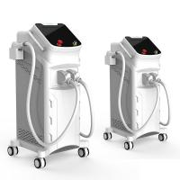 China Compact Q Switched ND YAG Laser Machine For / Lip Line / Age Pigmentation Removal wholesale