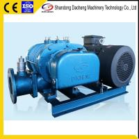 China Aquaculture Roots Style Blower / Positive Pressure Twin Lobe Roots Blower wholesale