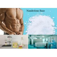 China 99% Anabolic Steroid Hormones Nandrolone Base For Muscle Building / Fat Loss Nandrol Base wholesale