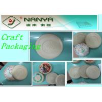 China Environmently- friendly Paper Pulp Molded Industrial / Craft Packaging on sale