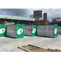 China Prefabricated Container Pop Up Shops Flat Small Pre Built Container Homes wholesale