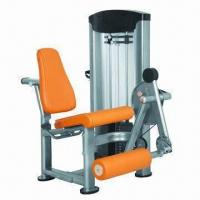 Quality Commercial Gym Machine, Seated Leg Extension, with 75 x 130 x 3mm Tube Size for sale