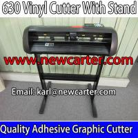 China Contour Vinyl Cutter HW630 Cutting Plotter With Stand Adhesive Car Sticker Cutter Plotter wholesale