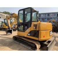 Buy cheap Caterpillar 306D Used Crawler Excavator Excellent Working Condition from wholesalers