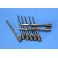 China Carbide Punching Needle Tungsten Carbide Punch With High Hardness wholesale