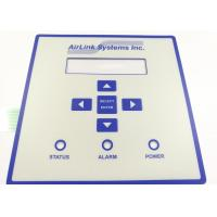 Buy cheap Embossed Tactile Button Warterrpoof Membrane Switch With 3M Adhesive from wholesalers