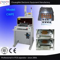 China PCB Punching Machine For Power Supply Industry With Customize Punching Die on sale