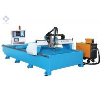 China Steel Structure Manufacturing Equipment CNC Cutting Machine for Plates wholesale