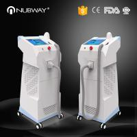 China 3 Wavelengths Diode Laser Hair Removal Machine 755/808/1064nm Long Lasting Result wholesale