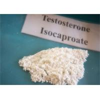 Quality Test Powder Muscle Gain Steroids Testosterone Isocaproate CAS 15262-86-9 for sale
