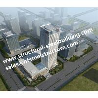 China Prefabricated Structural Multi-Storey Steel Building wholesale