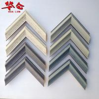 China J04542 series Hualun Guanse Plastic Photo Frame Parts Polystyrene Ornate Picture Frame Moulding wholesale