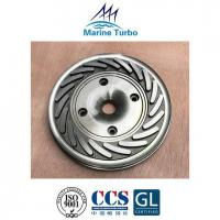 China T- MAN Turbocharger / T- TCR12 Marine Turbo Diffuser For Four Stroke Diesel Engines And Gas Engines wholesale