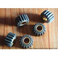 China Epicyclic 16 Tooth Spur Gear Wheels / HSS Transmission Planetary Gear on sale