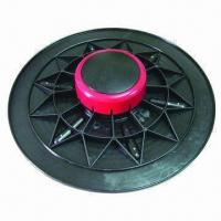 China Balance Board, Made of ABS and TPR Materials wholesale