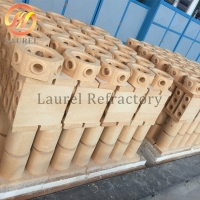 China Fire Clay Brick Refractory For Iron & Steel Industries wholesale