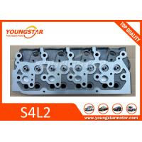 China Mitsubishi Engine Cylinder Head S4L S4L2 For Forklift , Excavator , Construction Machinery wholesale