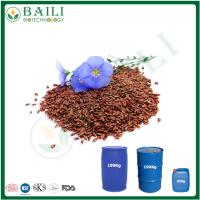China Conventional Flaxseed Oil Linseed Oil  HACCP Certified for Weight Loss on sale