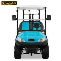 Buy cheap Club Car Small Electric Golf Carts For Golf Courses , Road Legal Golf Buggy from wholesalers