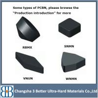 China China wholesale PCD PCBN inserts, carbide substrate for aluminum wholesale