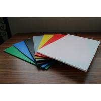 China Hot sale 4mm PP Corrugated Hollow Plastic Sheet pp advertisement sheet wholesale
