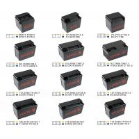 China Hot Runner Injection Molding For Motorcycle Battery Box/Container Mould wholesale