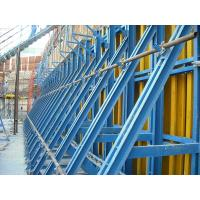 China H20 Timber beam formwork with single side bracket for retaining wall wholesale