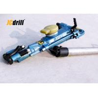 China Light Weight Hand Held Pneumatic Rock Drilling Machine Air Compressor Power Type wholesale