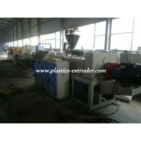 China PVC Laminated Profile Extrusion Machine For Door and Windows Frame on sale