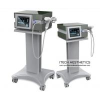 China Radial Extracorporeal Shockwave Therapy Machine For Heel Spurs And Joint Pain wholesale