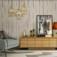 China Chinese Factory Supplier Plant Fiber Particle Wallpaper Modern Style Wholesale wholesale