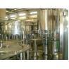China High Performance Pet Bottle Filling Machine , Soda Water Filling Production Line PLC Control wholesale