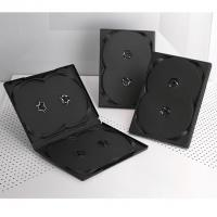 China 14mm DVD Case, for 4DVD Without Insert, Black wholesale