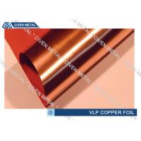 China Automotive , Electrical PCB Copper Foil , copper board for pcb on sale