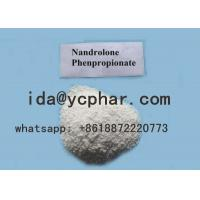 Buy cheap Health Steroid Powder Nandrolone Phenylpropionate (NPP) CAS 62-90-8 from wholesalers