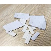 China White Square Double Sided Foam Tape / Strong Pad Mounting Adhesive Tape on sale