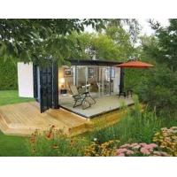 China Movable  Convenient Creative Shipping Container Prefab House wholesale