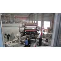 China Flexible PVC Floor Tile Production Line With Siemens Motor Fully Automatic wholesale