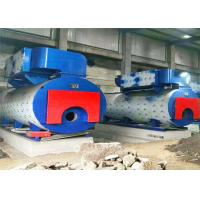 China Fuel Saving Condensing Type Natural Gas And Heavy Oil fired Steam Boiler Price For School wholesale