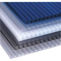 China Waterproof Eco Friendly greenhouse twin wall polycarbonate sheet 4mm 8mm 10mm wholesale